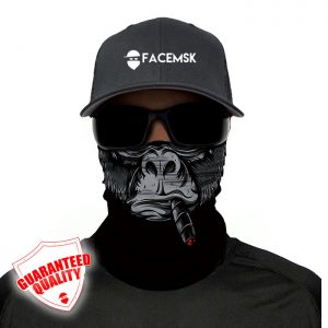 Smoking Bokito Face Shield - Face Mask